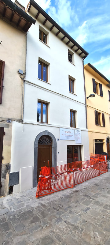 Umbrijos paminklai. Perudža miestas, Italijos Umbrijos regiono istorinis sostinė